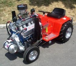Lawn Mower 250